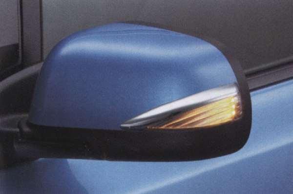 『リーフ』 純正 ZE0 スタイリッシュドアミラーウインカー パーツ 日産純正部品 leaf オプション アクセサリー 用品