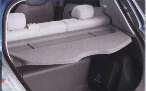 『リーフ』 純正 ZE0 トノカバー EAW80 パーツ 日産純正部品 荷室 トランク leaf オプション アクセサリー 用品