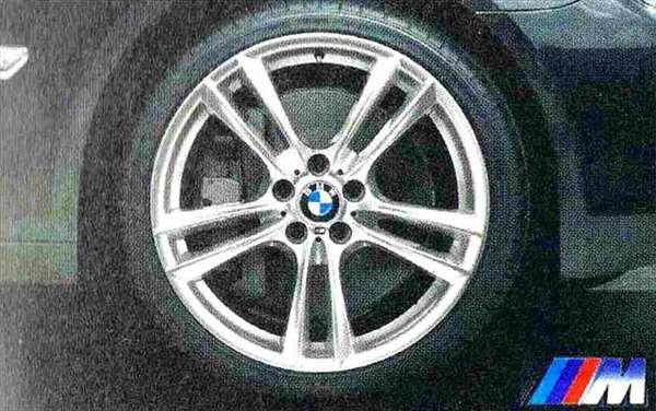 7 パーツ ダブルスポーク・スタイリング303M ホイール単体10J×20(リヤ) BMW純正部品 YA30 YE30 YA44 YG60 YE44 オプション アクセサリー 用品 純正 送料無料