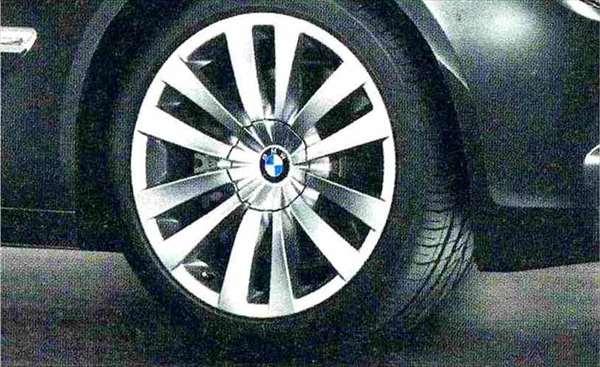 7 パーツ ダブルスポーク・スタイリング253 ホイール単体 8.5J×20(フロント) BMW純正部品 YA30 YE30 YA44 YG60 YE44 オプション アクセサリー 用品 純正 送料無料