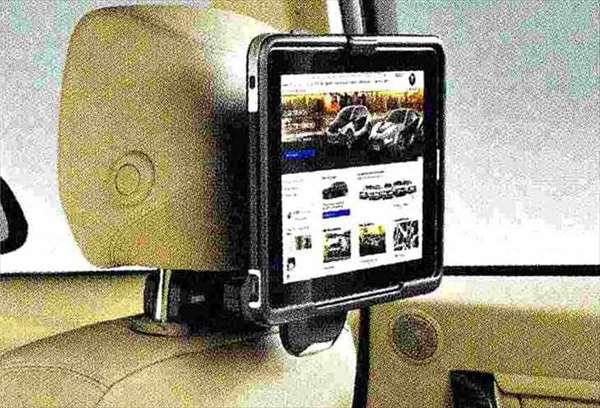 7 パーツ トラベル&コンフォート・システム BMW純正部品 YA30 YE30 YA44 YG60 YE44 オプション アクセサリー 用品 純正