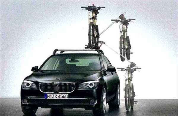 7 パーツ バイシクル・リフト(2台用) BMW純正部品 YA30 YE30 YA44 YG60 YE44 オプション アクセサリー 用品 純正 送料無料