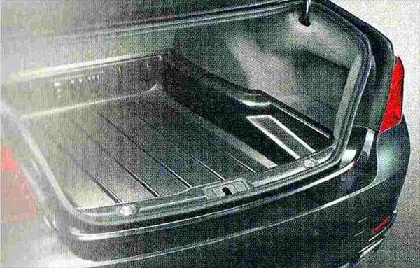 7 パーツ ラゲージ・ルーム・ボックス(後席用オートマチック・エアコンディショナー非装備車用) BMW純正部品 YA30 YE30 YA44 YG60 YE44 オプション アクセサリー 用品 純正