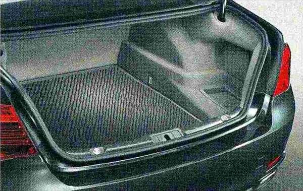 YG60 アクセサリー YA44 BMW純正部品 YE44 YE30 純正 用品 ラゲージ・ルーム・マット(後席用オートマチック・エアコンディショナー非装備車用) マット 7 パーツ YA30 オプション