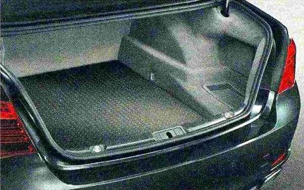7 パーツ アンチ・スリップ・マット(後席用オートマチック・エアコンディショナー非装備車用) BMW純正部品 YA30 YE30 YA44 YG60 YE44 オプション アクセサリー 用品 純正 マット