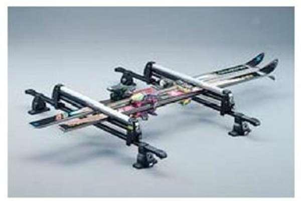 『ランサーエボリューションX』 純正 CZ4A スキー&スノーボードアタッチメント(平積みロング) パーツ 三菱純正部品 キャリア別売りキャリア別売り LANCER オプション アクセサリー 用品