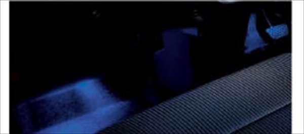 『ムーヴ』 純正 LA150S フロアイルミネーション(2モードタイプ) パーツ ダイハツ純正部品 照明 ライト フットライト move オプション アクセサリー 用品