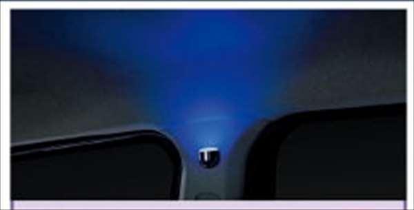 『ムーヴ』 純正 LA150S センターピラーイルミネーション(2モードタイプ) パーツ ダイハツ純正部品 move オプション アクセサリー 用品