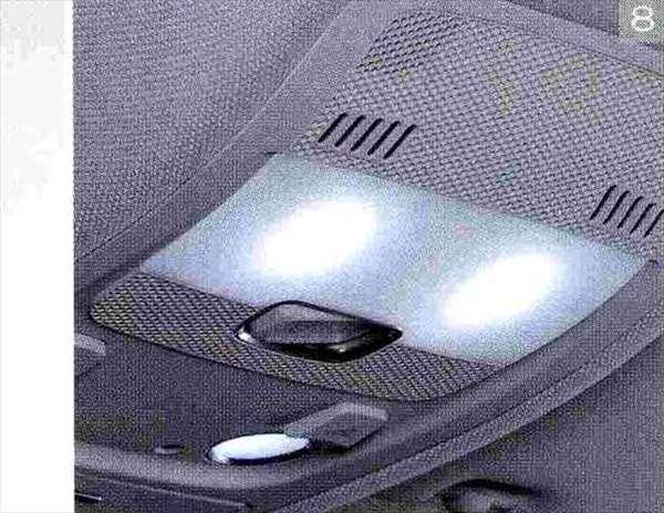 A1 パーツ LEDバルブ(室内灯) アウディ純正部品 8XCAX オプション アクセサリー 用品 純正