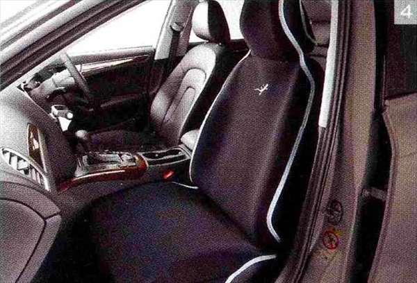 A1 パーツ シートエプロン アウディ純正部品 8XCAX オプション アクセサリー 用品 純正