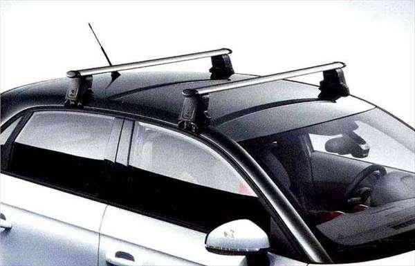 A1 パーツ ルーフバー アウディ純正部品 8XCAX オプション アクセサリー 用品 純正