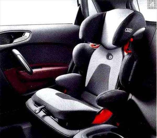 A1 パーツ Audi チャイルドシートヤングスター(G3) アウディ純正部品 8XCAX オプション アクセサリー 用品 純正 送料無料