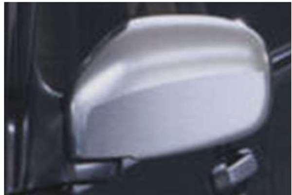『フォレスター』 純正 SF系 大型 メッキ ドアミラーカバー パーツ スバル純正部品 サイドミラーカバー カスタム Forester オプション アクセサリー 用品