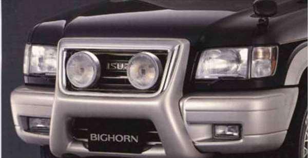 ビッグホーン ブライトシールド ※受注生産 いすゞ イスズ純正部品 ビッグホーン パーツ UBS73GW UBS73DW UBS26GW UBS26DW パーツ 純正 いすゞ イスズ いすゞ イスズ純正 部品 オプション
