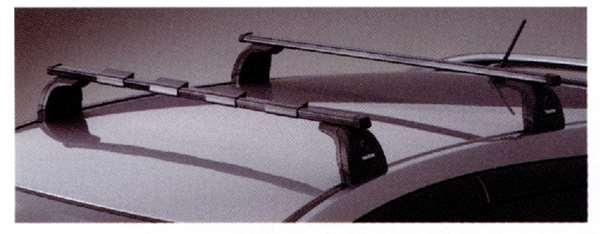 『アクセラ』 純正 BL5FW BLEFW BLEAW システムキャリアベース(AXELA Sport・MAZDASPEED AXELA用) パーツ マツダ純正部品 ベースキャリア キャリアベース ルーフキャリア axela オプション アクセサリー 用品