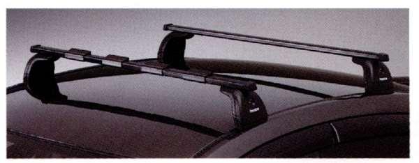 『アクセラ』 純正 BL5FW BLEFW BLEAW システムキャリアベース(AXELA Sedan用) パーツ マツダ純正部品 ベースキャリア キャリアベース ルーフキャリア axela オプション アクセサリー 用品