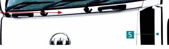 クオン パーツ メッキフロントフィニッシャーカバー 日産ディーゼル純正部品 CD系~ オプション アクセサリー 用品 純正 メッキ 送料無料