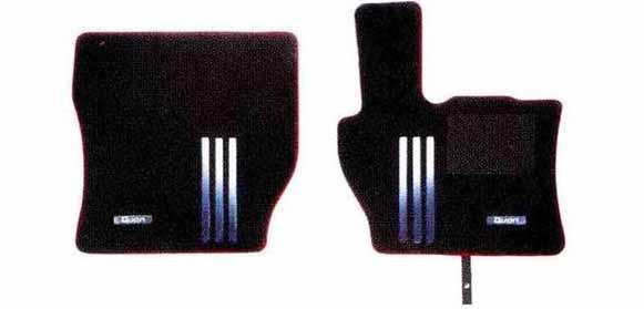 クオン パーツ プレミアムカーペット 左右セット 日産ディーゼル純正部品 CD系~ オプション アクセサリー 用品 純正 カーペット