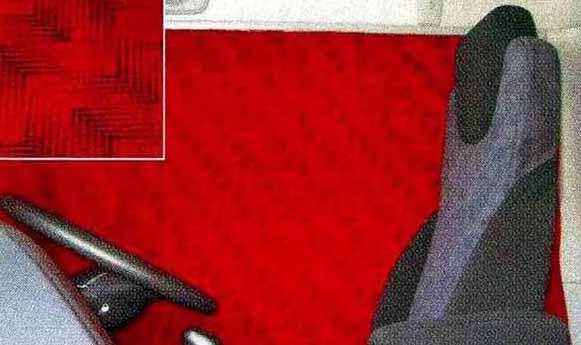 クオン パーツ カーテン<クリムゾン> センターセットハイルーフキャブ 日産ディーゼル純正部品 CD系~ オプション アクセサリー 用品 純正 カーテン