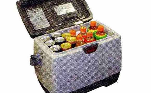 クオン パーツ ポータブル冷凍冷蔵温蔵庫 日産ディーゼル純正部品 CD系~ オプション アクセサリー 用品 純正 送料無料