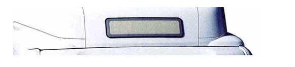 クオン パーツ ルミナスサイン 日産ディーゼル純正部品 CD系~ オプション アクセサリー 用品 純正