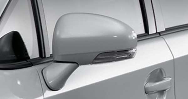 『ウィッシュ』 純正 ZGE22 サイドターンランプ付ドアミラー 除く寒冷地仕様車 パーツ トヨタ純正部品 ドアミラーカバー サイドミラーカバー カスタム wish オプション アクセサリー 用品