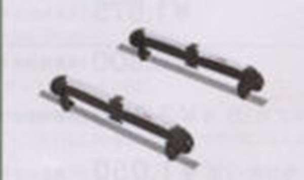 『フリードスパイク』 純正 GB3 GB4 GP3 スキー/スノーボードアタッチメント(ガルウイングタイプ) パーツ ホンダ純正部品 キャリア別売りキャリア別売り FREED オプション アクセサリー 用品