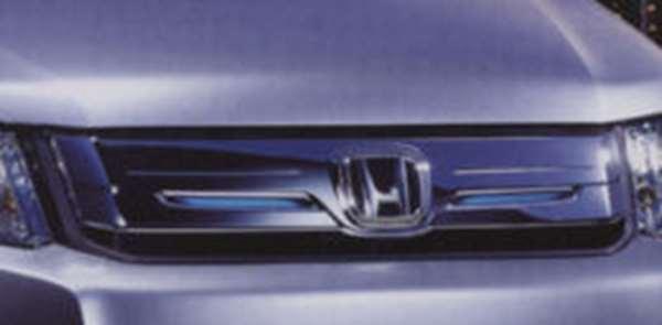 『フリードスパイク』 純正 GB3 GB4 GP3 Modulo LEDフロントグリル パーツ ホンダ純正部品 カスタム エアロパーツ FREED オプション アクセサリー 用品