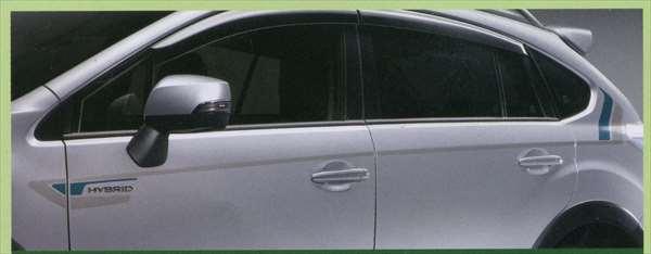 『XVハイブリッド』 純正 GPE サイドデカール パーツ スバル純正部品 ステッカー シール ワンポイント オプション アクセサリー 用品