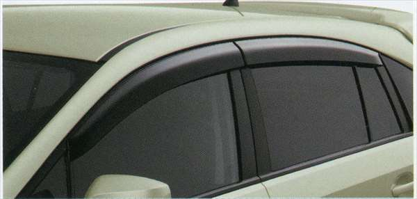 『XVハイブリッド』 純正 GPE ドアバイザー パーツ スバル純正部品 オプション アクセサリー 用品
