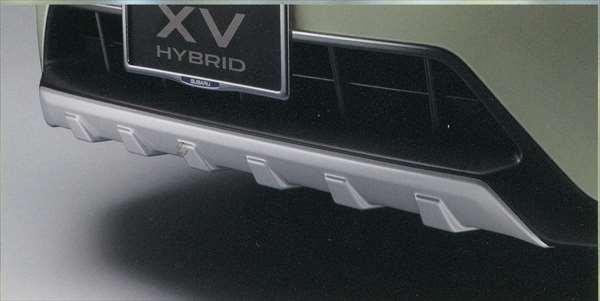 『XVハイブリッド』 純正 GPE フロントバンパーパネル パーツ スバル純正部品 オプション アクセサリー 用品