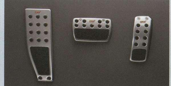 『XVハイブリッド』 純正 GPE STIペダルパッドセット(CVT) パーツ スバル純正部品 オプション アクセサリー 用品