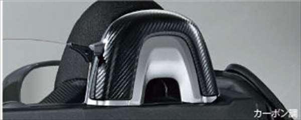 『コペン』 純正 LA400K ロールバーカバー(カーボン調) パーツ ダイハツ純正部品 copen オプション アクセサリー 用品