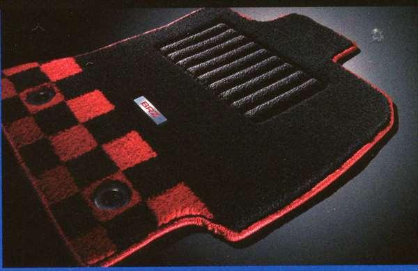 『BRZ』 純正 ZC6 フロアカーペット(スポーツ) パーツ スバル純正部品 カーペットマット フロアマット カーペットマット オプション アクセサリー 用品