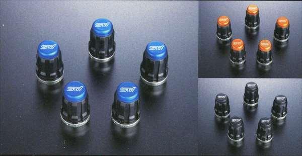 『BRZ』 純正 ZC6 STI ホイールナットセット パーツ スバル純正部品 オプション アクセサリー 用品