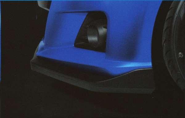 アクセサリー rubr047 パーツ スバル純正部品 STI ZC6 『BRZ』 スカートリップ オプション 純正 用品
