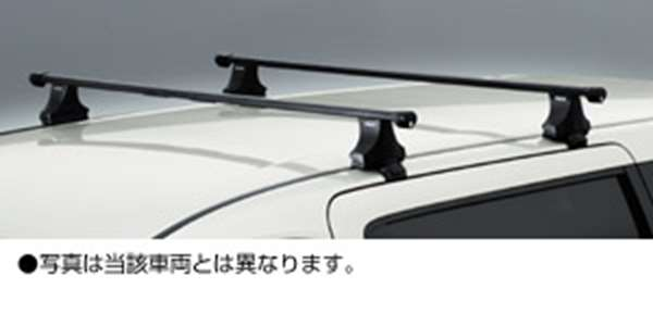 『アルファード』 純正 GGH20 ANH20 スーリーシステムラック ベースラック(ルーフオンタイプ) パーツ トヨタ純正部品 ベースキャリア ルーフキャリアベースキャリア ルーフキャリア alphard オプション アクセサリー 用品