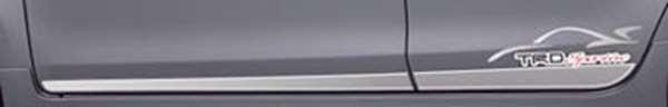 TRD ボディストライプセット [ MS370-52001] ヴィッツ SCP90 NCP91 NCP95 KSP90 適合 全車 (必要個数 1個)