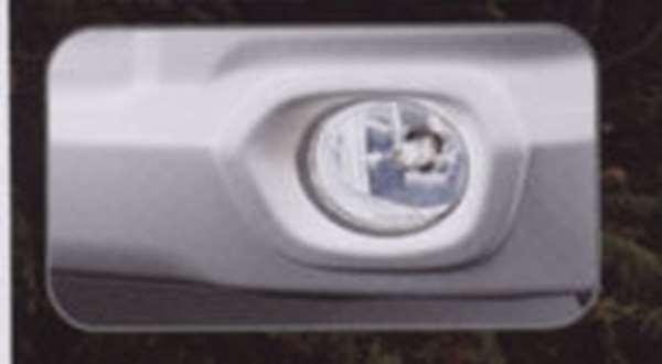 『アクティ』 純正 HA8 HA9 フォグライト(クリア/フォグライトガーニッシュ・タフタホワイト 付き) パーツ ホンダ純正部品 エアロパーツ 外装 acty オプション アクセサリー 用品
