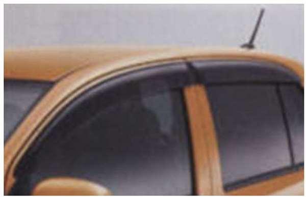 『ブーン』 純正 M601S M600S M610S ワイドバイザー パーツ ダイハツ純正部品 boon オプション アクセサリー 用品