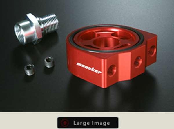 csaw021 オイルセンサアタッチメント*NA車は温度センサのみ取付け可 8FFB10 AZ-ワゴン モンスタースポーツ スズキスポーツ