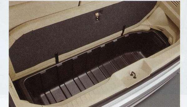 『エルグランド』 純正 PE52 ラゲッジアンダーボックストレイ パーツ 日産純正部品 ELGRAND オプション アクセサリー 用品