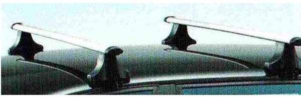 A3 パーツ ルーフバー アウディ純正部品 8PCAX 8PCCZF オプション アクセサリー 用品 純正 送料無料