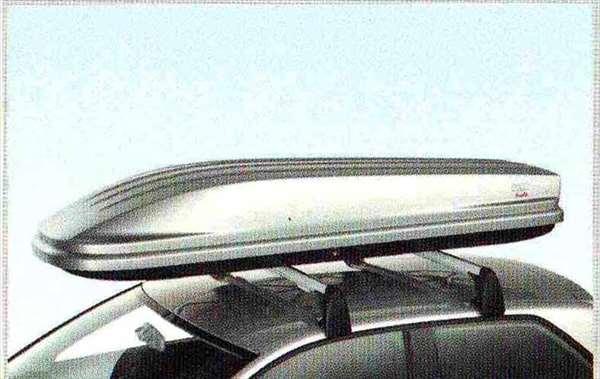 A3 パーツ スキー&ラゲッジボックス アウディ純正部品 8PCAX 8PCCZF オプション アクセサリー 用品 純正 送料無料