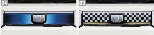 『ウェイク』 純正 LA700S フードガーニッシュ(グラデーション・チェッカー) パーツ ダイハツ純正部品 エアロパーツ パネル カスタム wake オプション アクセサリー 用品