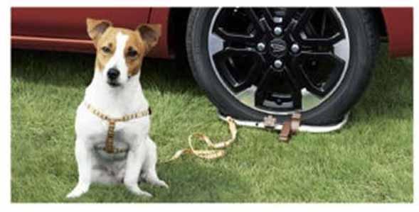 『ウェイク』 純正 LA700S リードフック(車両タイヤ装着タイプ) パーツ ダイハツ純正部品 犬 ペット wake オプション アクセサリー 用品