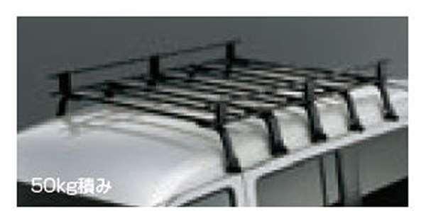 『ディアスワゴン』 純正 S321N S331N ルーフキャリア(50kg積み) パーツ スバル純正部品 オプション アクセサリー 用品