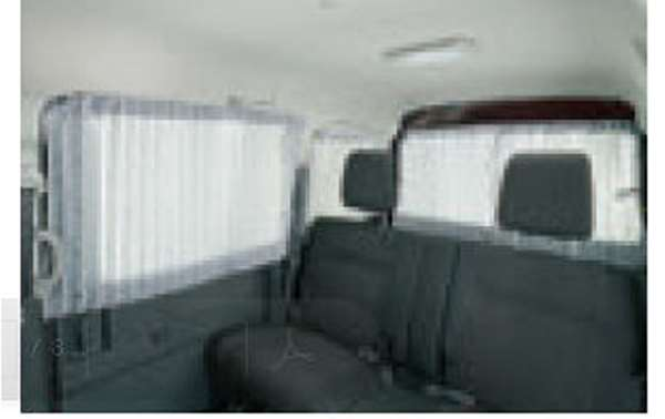 『ディアスワゴン』 純正 S321N S331N カーテン パーツ スバル純正部品 オプション アクセサリー 用品