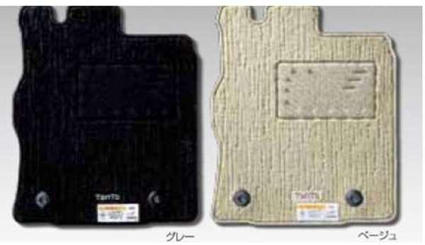 『タント』 純正 LA600S LA610S カーペットマット ※1台分 パーツ ダイハツ純正部品 フロアカーペット カーマット カーペットマット tanto オプション アクセサリー 用品