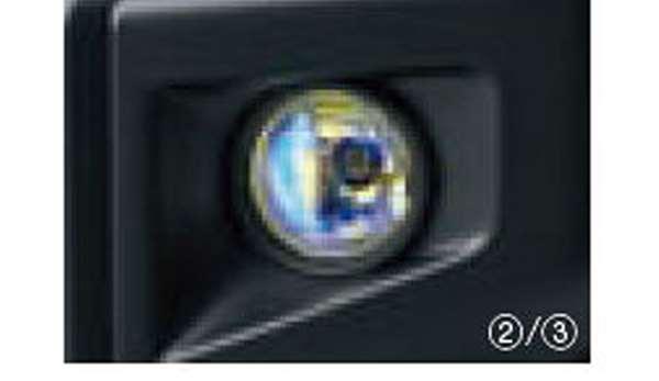 『ジムニー』 純正 JB64W ハロゲンフォグランプ(IPF) イエローコーティングレンズ パーツ スズキ純正部品 フォグライト 補助灯 霧灯 オプション アクセサリー 用品
